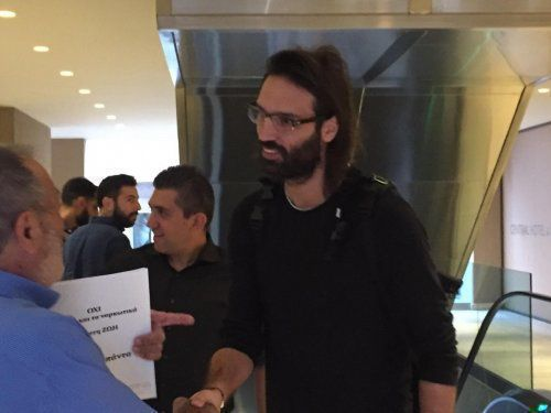 Georgios Samaras retires from football to serve OFI Crete