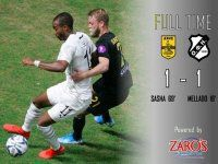 Brave OFI grabs draw against Aris