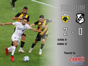 Second half was not enough for OFI (video)