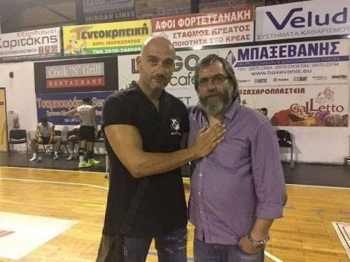 To ρεκόρ του team manager του ΟΦΗ