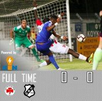 Platanias - OFI Crete 0-0 (video)
