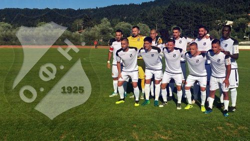 OFI Crete ends training camp without conceding any goals