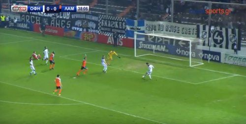 Suicidal OFI blew unbelievable chances (video)